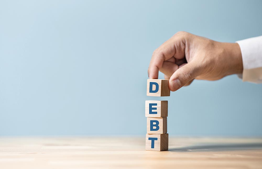 Simple Debt Management Tips to Get You Back on Track